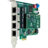 کارت دیجیتال D410 - D410 4-E1 Digital PCI Card with Echo Canceller